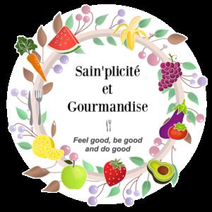Sain'plicité et Gourmandise - Logo